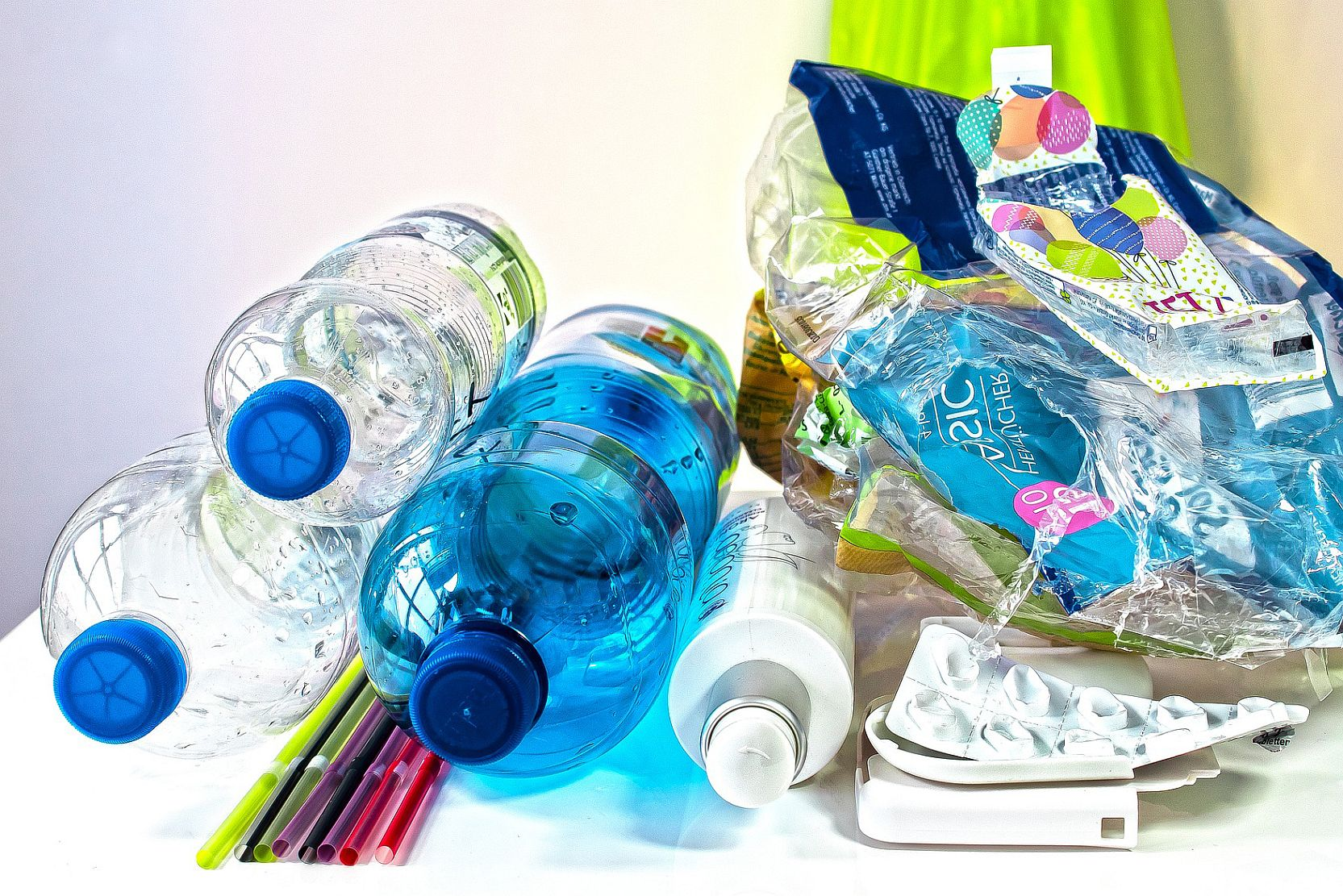 Too much of a good thing, or the reasons behind our problems with plastic