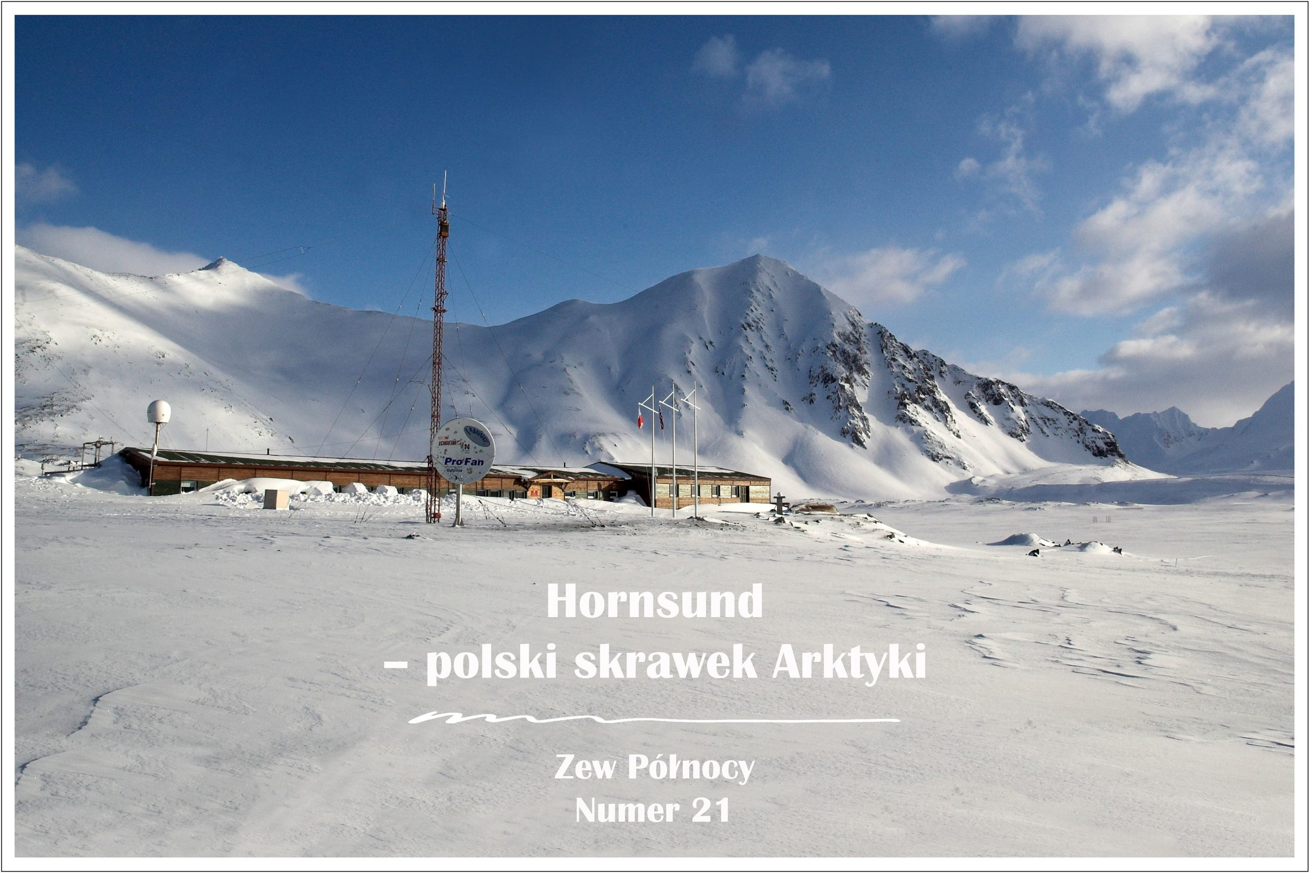 Hornsund – a patch of Poland in the Arctic