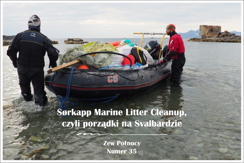 Sørkapp Marine Litter Cleanup for beginners